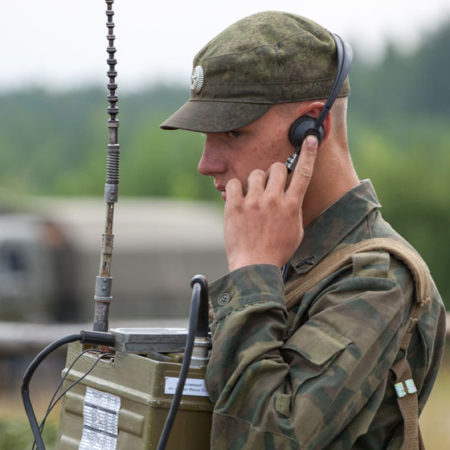 Связь и коммуникации на тактических играх